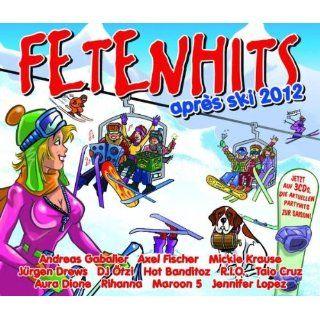 Fetenhits Apres Ski 2012 Musik