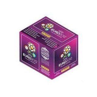 UEFA Euro 2012 Sammelsticker , 100 Tüten mit je 5 Stickern