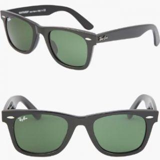 2012 RAY BAN ORIGINAL WAYFARER Sunglasses/Sonnenbrille Schwarz