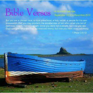 in Englisch)   Bible Verses 2013 Kalender Magnum Bücher