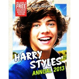 Harry Styles Annual (Annuals 2013) Posy Edwards Englische