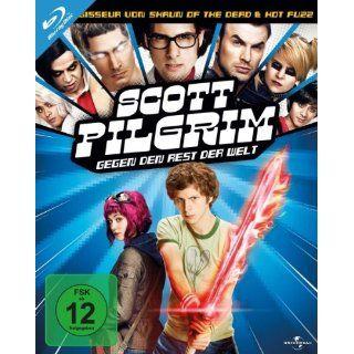 Scott Pilgrim gegen den Rest der Welt Limited Edition Blu ray