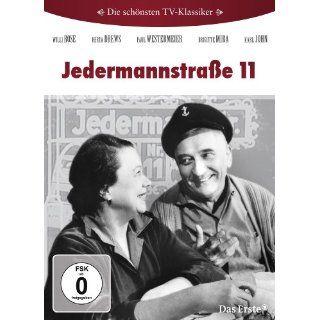 Jedermannstraße 11   Die komplette Serie [4 DVDs] Willi