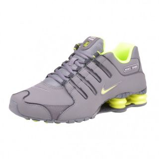 Nike Shox NZ EU Schuhe Sneaker Cool Grey Volt Anthracite White Grau