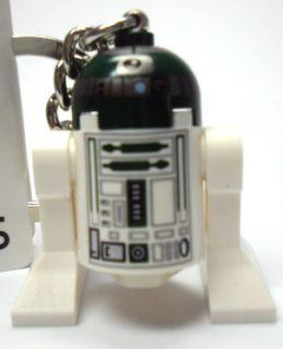 Lego Star wars Figur Droid Droide Schlüsselanhänger R4 P44 Neu