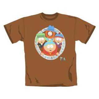 South Park   Girl Shirt Emblem (in M): Sport & Freizeit
