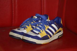 Adidas Kareem Abdul Jabbar Skyhook Lakers Edition in Gr. 43