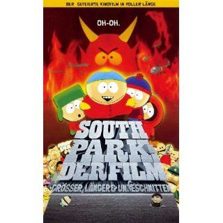 South Park   Der Film [VHS] Maria Böhme, Marc Shaiman, Trey Parker
