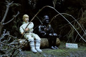 Robot Chicken Star Wars   Episode I and II and III (deutsche