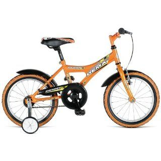 16 Kinder BMX bike DENNY ORANGE Sport & Freizeit