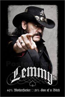 Poster Lemmy   49% Mofo
