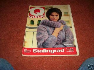 Quick 1962 Nr. 47 Jeanne Valerie