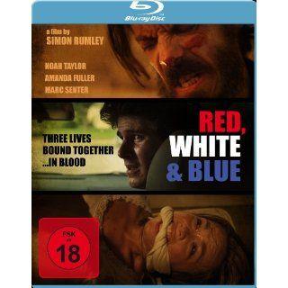 Red, White & Blue   Störkanal [Blu ray] Amanda Fuller