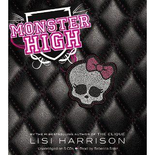 Monster High Lisi Harrison, Rebecca Soler Englische