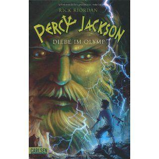 Percy Jackson, Band 1: Percy Jackson   Diebe im Olymp: Rick