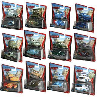 Disney Pixar Cars 2   Auto   155 Modelle M V zur Auswahl