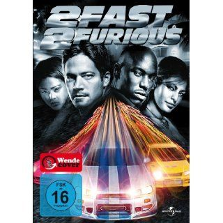 Fast 2 Furious Paul Walker, Tyrese, Eva Mendes, David
