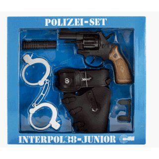 Schrödel 295 0117   Polizei Set, Interpol38 Junior, 12 Schuss