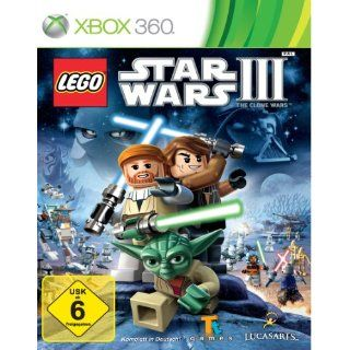 Lego Star Wars III The Clone Wars Xbox 360 Games