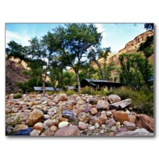 Phantom Ranch   Grand Canyon National Park Postcard