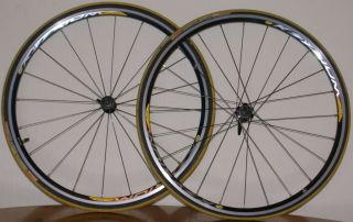 2009 MAVIC KSYRIUM EQUIPE ROAD BIKE WHEELS CAMPAGNOLO