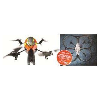 Parrot AR.Drone Special Edition mit 2 Akkus   Quadrocopter für iPhone