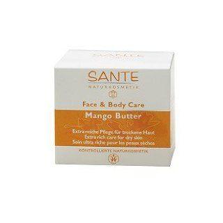 Sante Face & Body Butter Mango Butter 50ml: Parfümerie