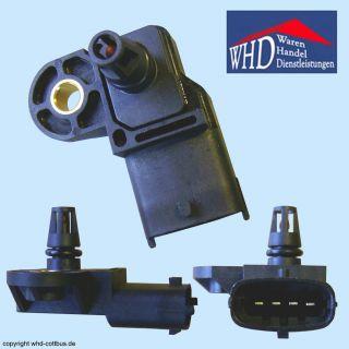 Opel Zafira CDTi / DTI Luftdrucksensor Ladeluftsensor Druckmesser