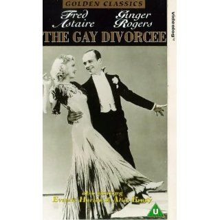 The Gay Divorcee [VHS] [UK Import] Fred Astaire, Ginger Rogers, Alice