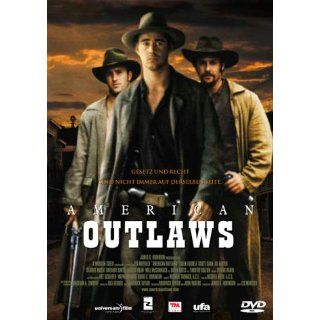 American Outlaws Colin Farrell, Scott Caan, Ali Larter