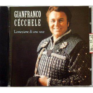 Gianfranco Cecchele LEmozione di Una Voce, THE EMOTION OF A VOICE