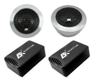 ESX SIGNUM SQ 6.2T Tweeter Paar 25 mm/1 125 Watt RMS