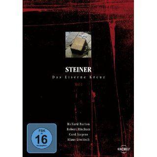 Steiner   Das Eiserne Kreuz 2 Richard Burton, Rod Steiger