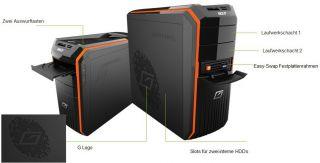Acer Predator G3620 Desktop PC (Intel Core i5 3450, GHz, 8GB RAM, 1GB