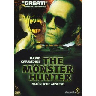 The Monster Hunter David Carradine, Michael Bowen, Darren
