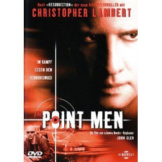 The Point Men: Christopher Lambert, Kerry Fox, Maryam DAbo