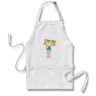 Girl Scout Junior Keeping the Promise Apron