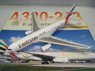 Dragon Wings Emirates A330 200 Summer Surprise 2000