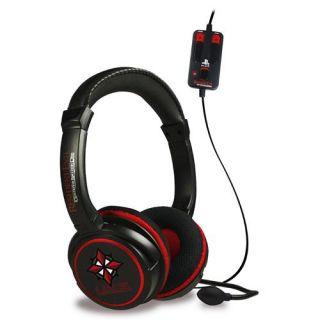 PS3 Stereo Gaming Headset Kopfhörer Micro Resident Evil Limited