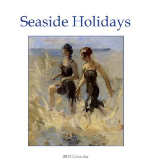 Seaside Holidays   2013 Easel/Desk Calendar Calendars