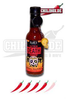 Blair`s After Death Sauce   scharfe Sauce mit Habaneros