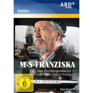 MS Franziska   Eine Familiengeschichte   Die komplette Serie 3 DVDs