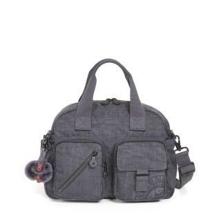 Kipling Bag Defea V Permanent Black UK RRP £82