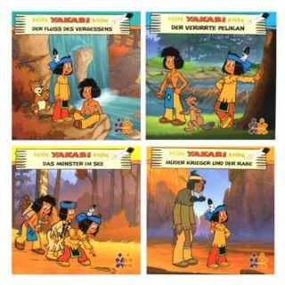 Yakari   Set Geschichten Mini Bücher 5 8 Pixi