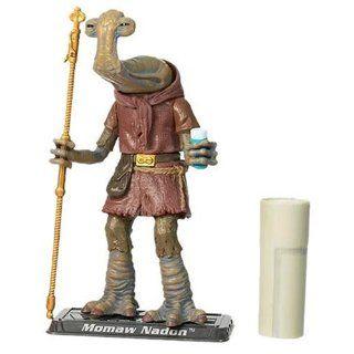 Star Wars The Saga Collection Momaw Nadon (Hammerhead) figure