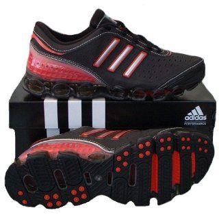 Adidas Bounce Supernat Mens Running Trainers   Black   SIZE EU 42.5