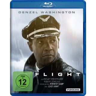 Flight [Blu ray]: Denzel Washington, Bruce Greenwood, Don