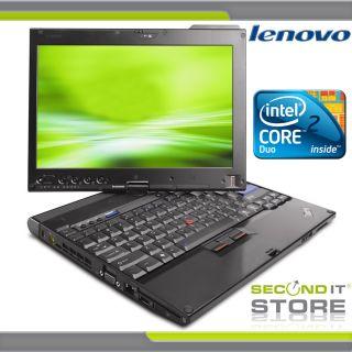 ThinkPad X200 Tablet * Intel Core 2 Duo 2 x 1,86 GHz * 3 GB RAM * UMTS