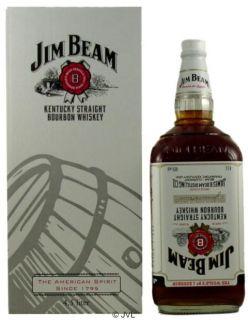 Jim Beam White Label 4,5 Liter Ltr Riesenflasche 4,5l