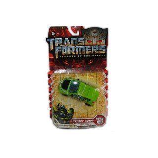 in 1 Transformer Auto Fahrzeug Figur Autobot Skids grün Figuren